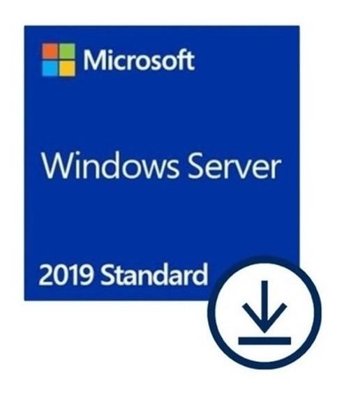 Licença Microsoft Windows Server 2019 Standard® + Nf-e