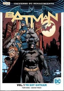 Batman Vol. 1 - Yo Soy Gotham