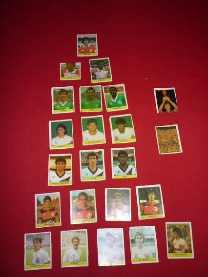 Figurinhas Antigas De Jogadores De Futebol