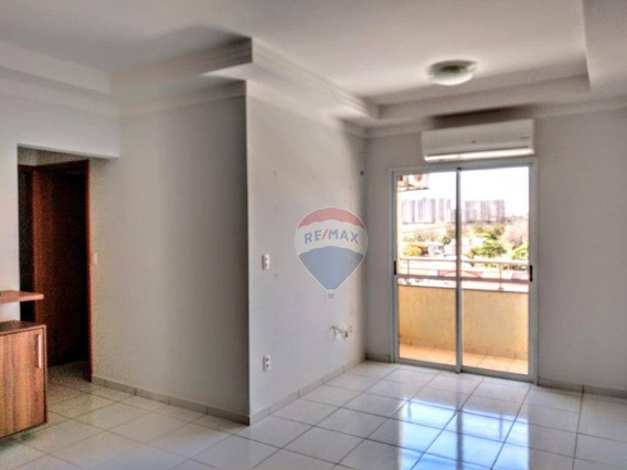 Apartamento De 2 Dormitórios, Pronto Para Morar No Condomínio Residencial Terra Brasil Em Nova Odessa. - Ap0185