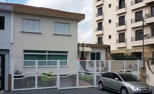 Sobrado À Venda, 266 M² Por R$ 1.270.000,00 - Mooca (zona Leste) - São Paulo/sp - So1492