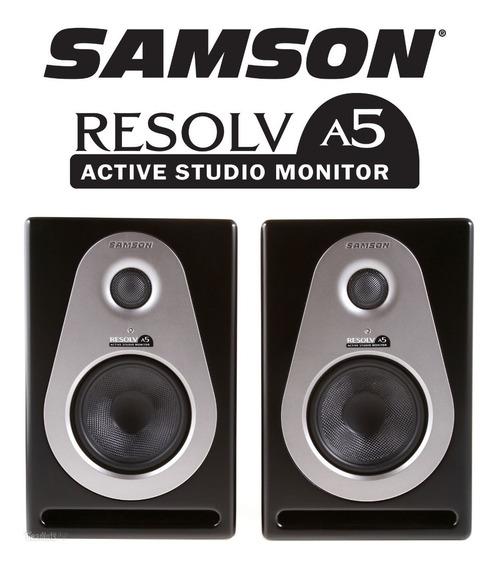 Monitor Referencia Ativo Samson Resolv A5