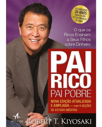 Imagem 1 de 6 de Livro - Pai Rico, Pai Pobre - Robert Kiyosaki