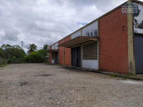 Galpão Para Alugar, Distrito Industrial, João Pessoa, Pb - 37846