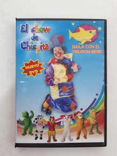 Dvd - Payaso Chispita - Cancione Infantiles