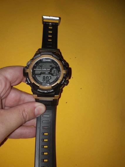Relógio Speedo Chronos Game