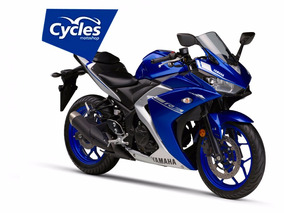 Moto Yamaha Yzf R3 0km Cycles Moto Shop Yzfr3 Financiala.