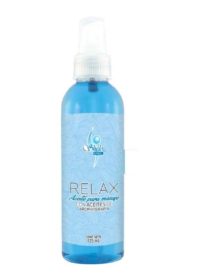 Aceite Para Masaje Relax Sheló Relajante Sn S236