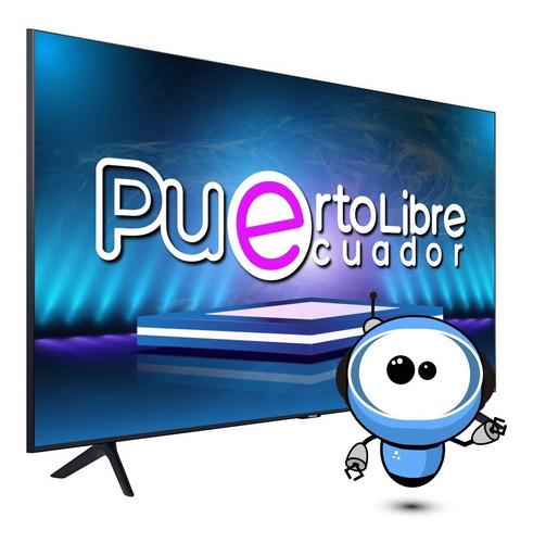 2 0 2 1 Importado Smart Tv Samsung 58 4k Uhd + Regalos 55 60