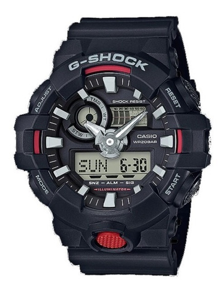 Relógio G-shock Casio Preto Ga-700 Original