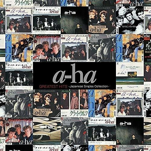 Cd : A-ha - Greatest Hits: Japanese Single Collection (2...