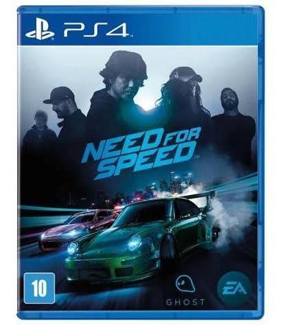 Need For Speed Ps4 Mídia Digital Primária