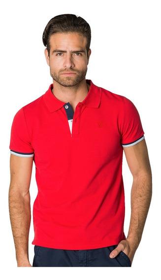 Playeras Polo Hombre Moda Camisas Tipo Casual Manga Corta