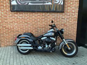 Harley Davidson Softail Fat Boy Special 2016 Impecável