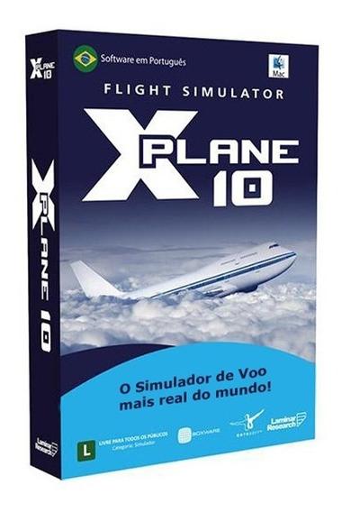 Simulador De Voo X-plane 10