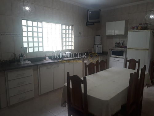 Imagem 1 de 22 de Casa Padrão Em Franca - Sp - Ca0296_rncr