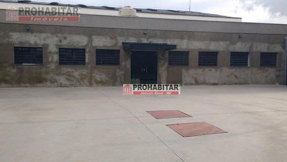 Galpão Comercial Para Locação, Vila Socorro, São Paulo - Ga0153. - Ga0153