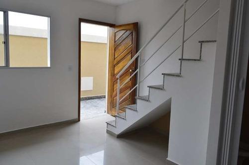 Imagem 1 de 14 de Sobrado Em Condomínio Itaquera Com 2 Suítes, 1 Vaga, 57m² - So0195