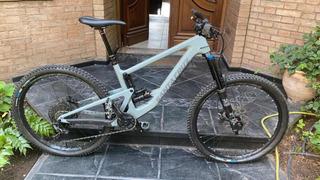 Bicicleta Santa Cruz Doble Suspensión 2019 Casi Sin Uso
