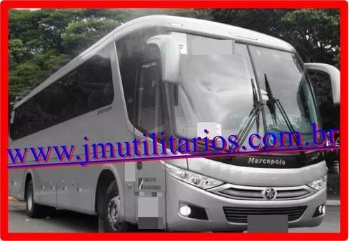 Marcopolo Viaggio 1050 G7 Ano 2012 M.benz Of 1722 Jm Cod.345