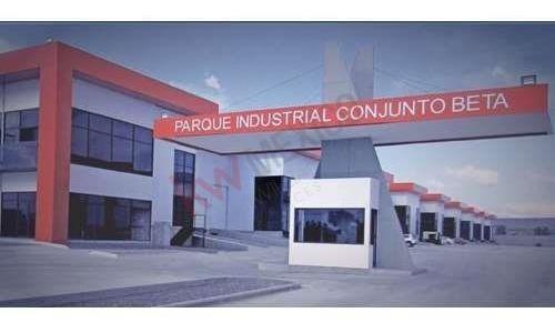 Excelente Bodega En Renta En Parque Industrial Cerca Del Aeropuerto