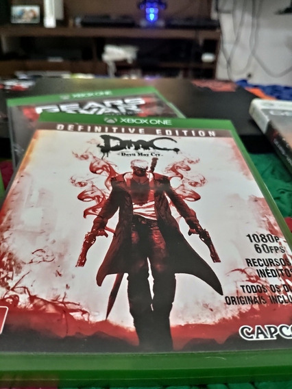 Devil May Cry Definitive Edition Xbox One