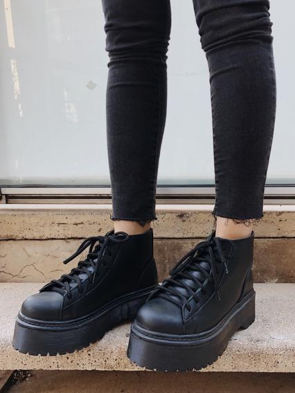Borcego Borceguies Zapatos Plataforma Aruba Simona Shoes