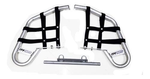 Pisaderas Aluminio Itv Parts Honda Trx 400 En Xero Racing !