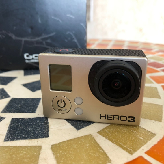 Gopro Hero 3 Black Edition + Controle Remoto Original