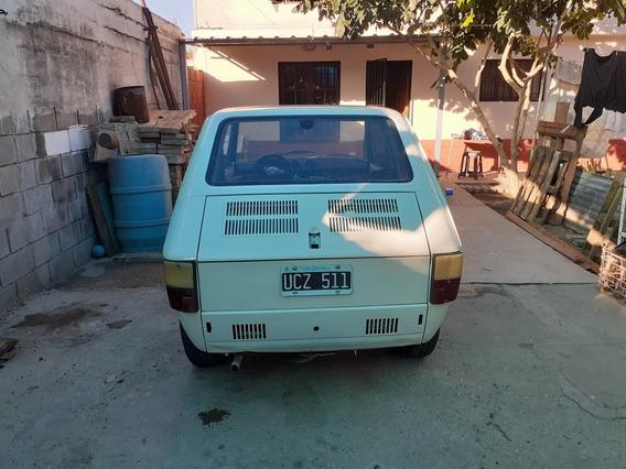 Fiat 133 Sedan 2puertas