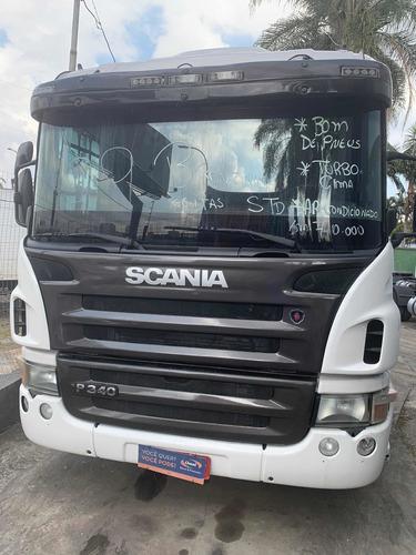 Scania P340 4x2 Completa 2009/2009