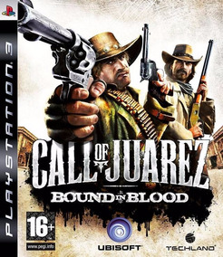 Jogo Call Of Juarez Bound In Blood Ps3 Playstation 3 Fps