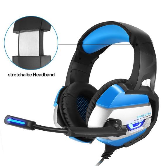 Auriculares Estreo De 3,5 Mm Para Azul