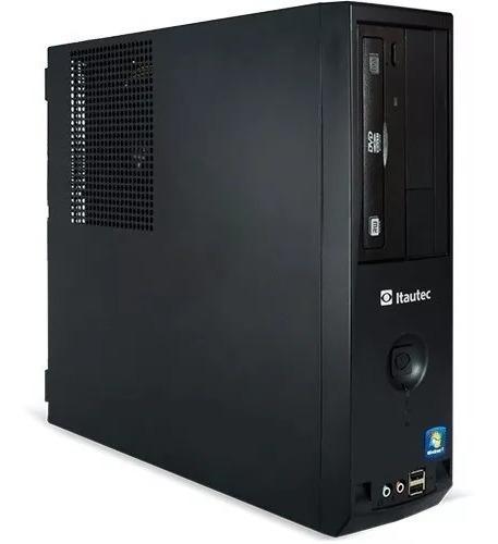 Pc Itautec 4gb 500gb Dvd Win7