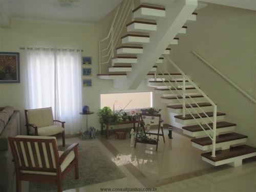 Imagem 1 de 25 de Casas Em Condomínio À Venda  Em Jundiaí/sp - Compre O Seu Casas Em Condomínio Aqui! - 1418220