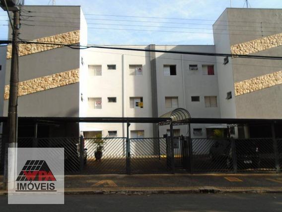 Apartamento Residencial Com 02 Dormitorios - Ap1385