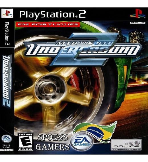 Need For Speed Ps2 Underground 2 Português Patch Me