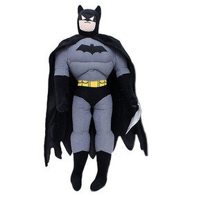 Pelúcia Batman 45 Cm Licenciado Dc Comics & Warner Bros