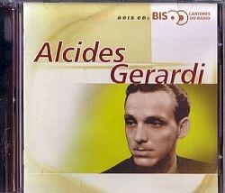 Cd Alcides Gerardi - Bis Cantores Do Radio (usado/otimo)