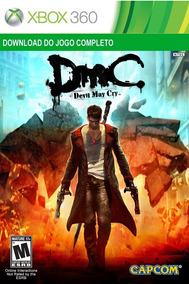 Jogo Devil May Cry 5 Xbox 360 Midia Digital Original