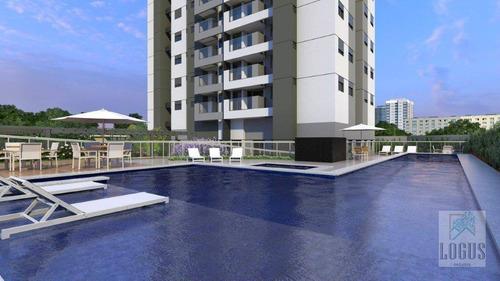 Imagem 1 de 12 de Apartamento Com 3 Dormitórios À Venda, 73 M² Por R$ 516.000,00 - Vila Assunção - Santo André/sp - Ap0819