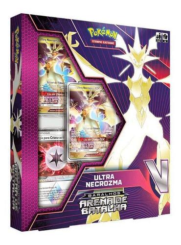 Pokémon Tcg Baralhos Arena De Batalha - Ultra Necrozma Gx