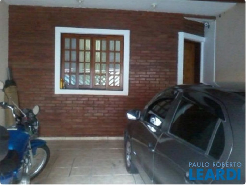 Casa Assobradada - Jardim Morumbi - Sp - 593253