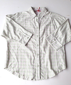 Camisa Social Feminina Xadrez - Rabo De Saia
