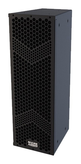 Line Array Vertical Ativo 2x6 Polegadas 500w Mark Audio Hmk6