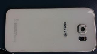 Samsung Galaxy S6 G920 32gb 4g Branco Nf Leia O Anuncio