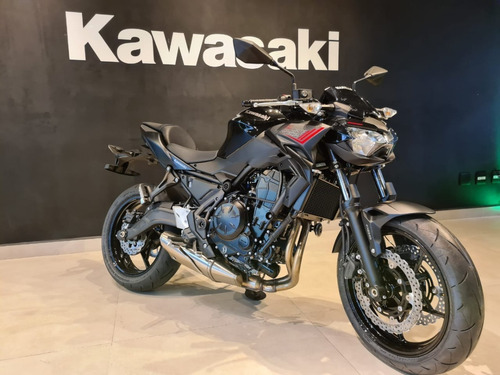 Kawasaki Z650 - 2021 -1