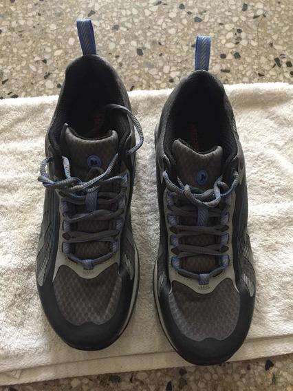 Zapatos De Zenderismo O Montaña Merrel
