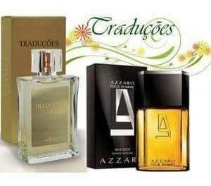 Perfumes Traduções Gold Hinode - Importados Frente Gratis