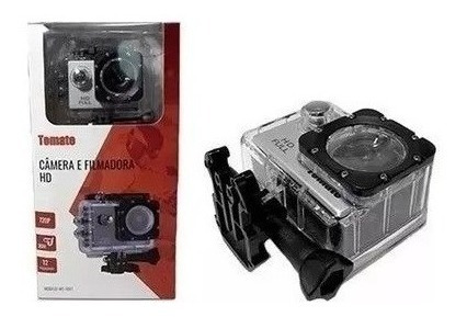 Câmera E Filmadora Hd - Modelo: Mt-1081 - Marca Tomate
